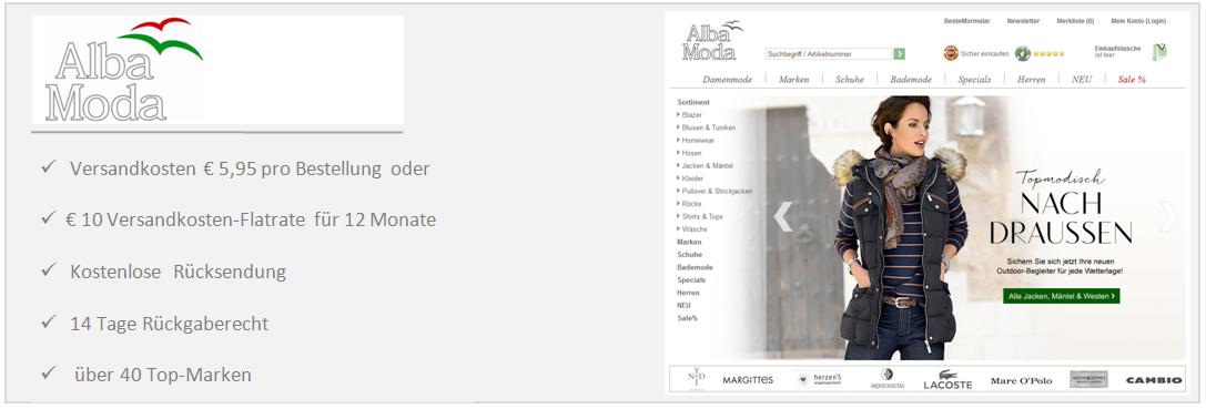 the latest 248da ad114 Alba Moda - Online Günstig Kaufen