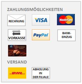 Zahlungsmöglichkeiten Tchibo