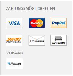 Zahlungsmöglichkeiten Bonprix